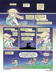 The 3 Little Princesses part 2, page 1 by TheBourgyman