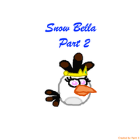 RBT S4 Ep. 2 Part 2 Snow Bella Title Card by Mario1998