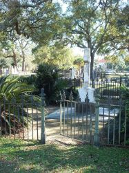 Cemetery 17 by blacklacestock