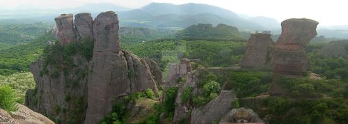Belogradchik rocks by RG337