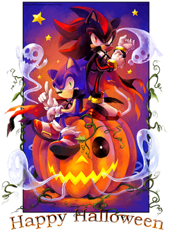 HAPPY HALLOWEEN 2013 by BloomTH