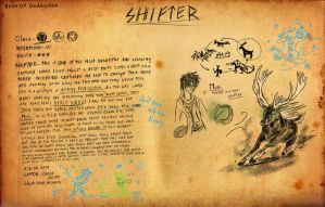 HTTYD and ROTG :The Book Of Guardians-Shifter by lightbluesskrill
