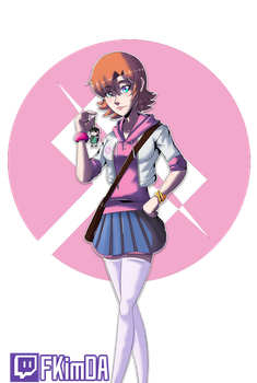 Casual Nora by fkim90