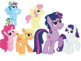 Colts of Harmony by StarryOak