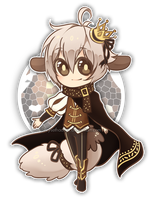 OfferToAdopt12(CLOSED)ChocolatePrince by Rofeal