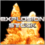 Explosion Stock - Set 1 by JosiahReeves
