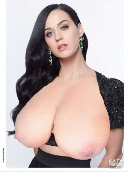 Katy Perry Breast Expansion by ExpanShunMan
