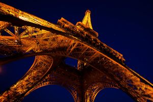 la tour Eiffel by imaagination