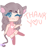 Thanks for supporting me! by FR0GGZ