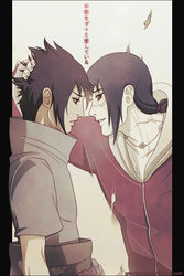 Uchiha Brothers by GraceJensen