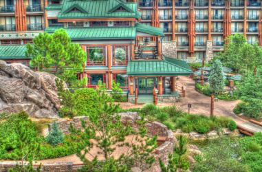 Fort Wilderness HDR by Soulkreig