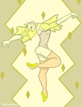 Yellow Pearl by xDarkNecroFearx