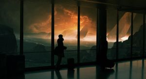 Terminal II by UlricLeprovost