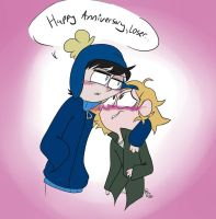 Creek Anniversary! by Candylozer