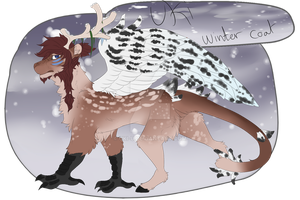 Uki Winter Coat Ref by Uki-U