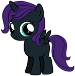 Nyx - No Glasses, Round Pupils by Unfiltered-N