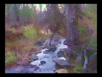 Painted Creek by Misty2007