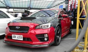 Super Red STI by RMCDriftr