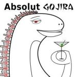 Absolut Gojira Icon by atomicsnarl