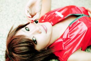 Vocaloid : Meiko by Itchy-Hands