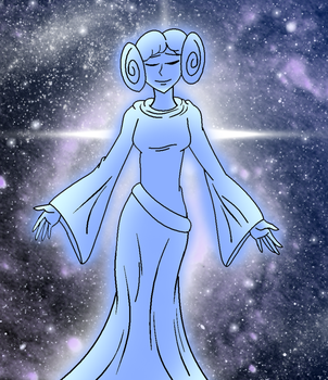 Our Princess Within the Stars by NickyVendetta