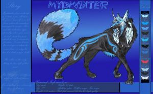 Mydwinter by Lainesse