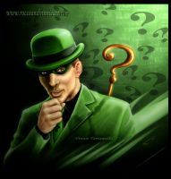 Riddle Me This .. by VinRoc