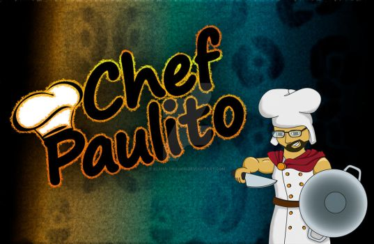 Chef Paulito by alpha-dragon