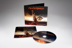 Agonizer artwork by neverdying