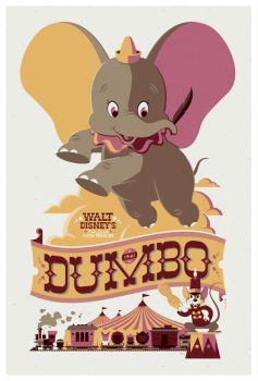 mondo: dumbo by strongstuff