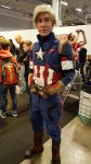 Captain America by EgonEagle