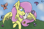 The Caregiver (birthday present) by Crummy-Pheonix