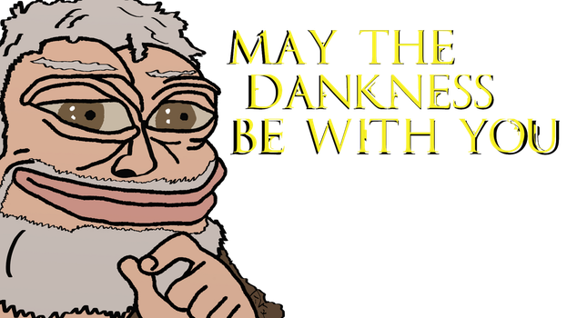 May The Fourth Pepe Obi Wan PNG by DestinyWrites