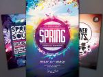 Spring Flyer Bundle Vol.03 by styleWish