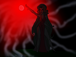 The Darkness of Apparitia by devilmanozzy