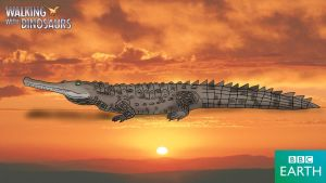 Walking with Dinosaurs: Parasuchus by TrefRex