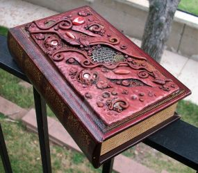 Secret Compartment Book Box 2 by MandarinMoon