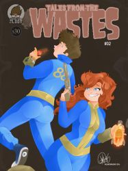Fallout Tales From the Wastes 2 by TheCartoonLoon