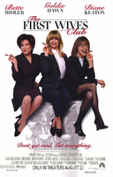 The First Wives Club 2001 Re-Release Poster by lflan80521
