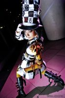 Alice: Madness Returns (Hattress DLC outfit) by mimim0nster