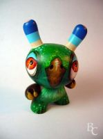 Pickle Parrot Dunny by bryancollins