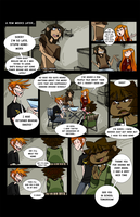 #Wafflefry - Chapter 3 - Page 1 by MightyMelleR
