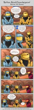 RVB - Tattoo Behind the Scenes by thekyrianne