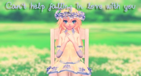 {MMD} ~Can't help falling in love~ by sakuraD28