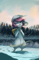 Snow by Siffou