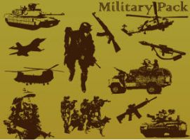 Military Pack by tariqelamine