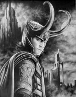 Loki by StacyMB