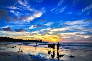 Sky by La Jolla Shores by mnjul