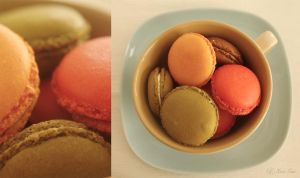 Macarons II by Nora-Sims