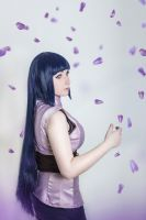 Naruto the Last. Hinata cosplay by Setor